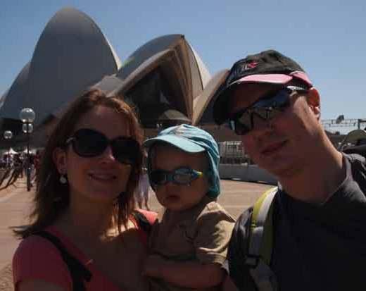 famille-en-Australie