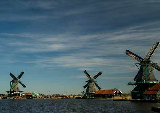 moulins-zaanstad-hollande