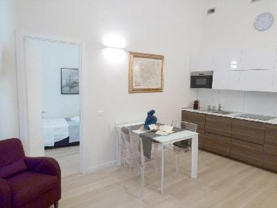 hébergement-famille-florence-appartement