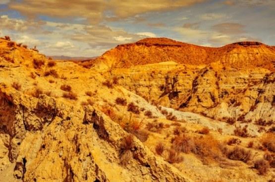 desert Tabernas andalousie espagne