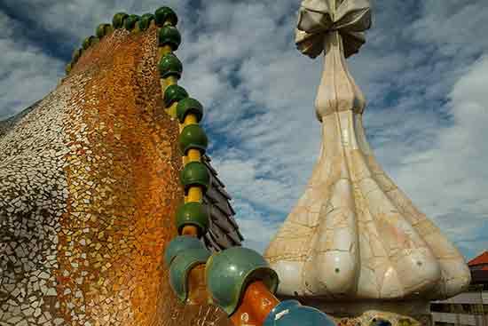 casa-Batlló-gaudi-barcelone-espagne