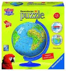 mappemonde-puzzle-3D pour enfant