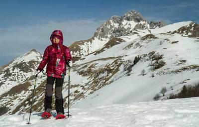 raquette-à-neige-enfant