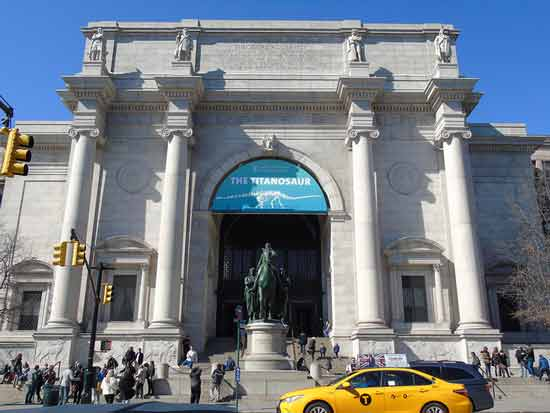 museum-New-York avec enfants en famille