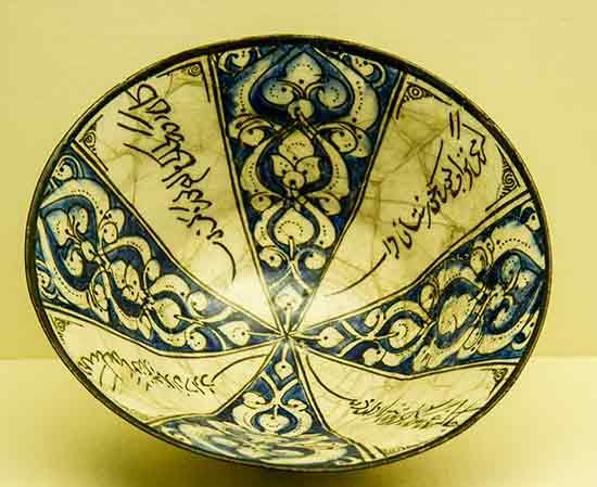 lisbonne en famille céramique-musée-Calouste-Gulbenkian