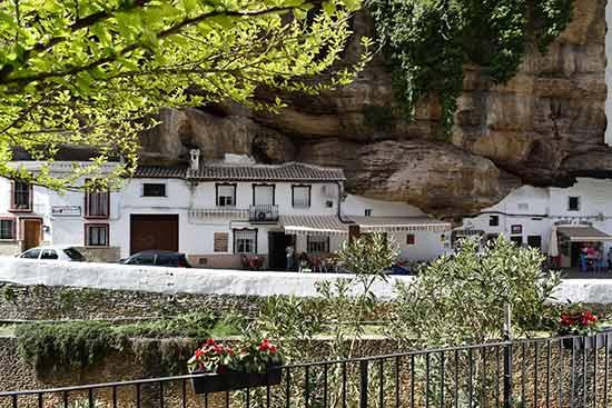 village-blanc-andalousie
