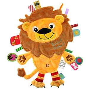 doudou-nomade-en forme de lion