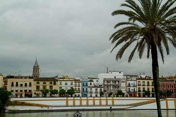Guadalquivir-à-séville-espagne