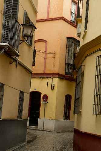 santa-cruz-Séville-Andalousie