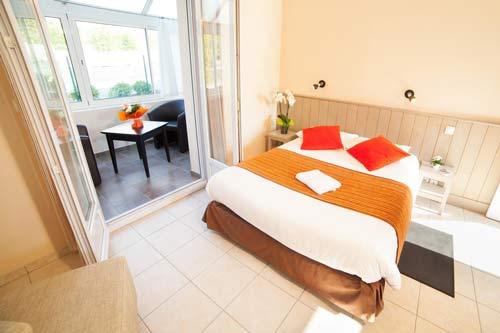 H tel familial en bretagne top 7 for Appart hotel dinard