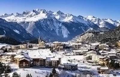 station-ski-familiale-aussois-en-hiver