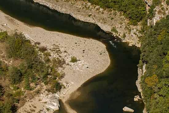 canyon ardèche