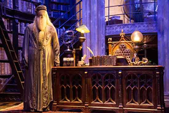studio-harry-potter-Londres-bureau-dumbledore
