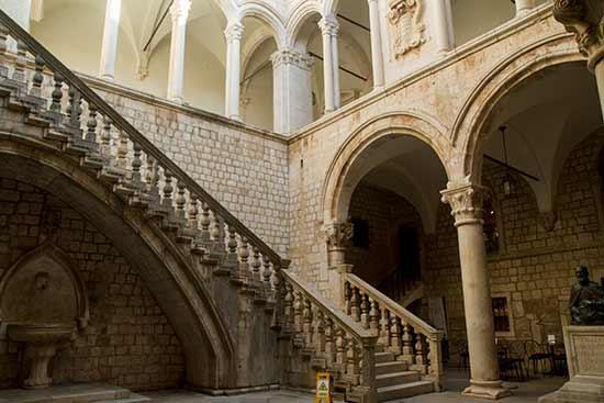 Croatie-Dubrovnik-
