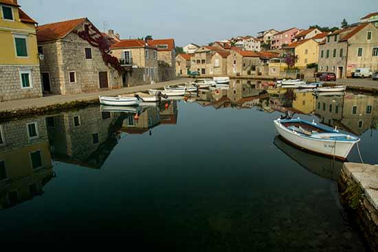 Hvar-Croatie-village