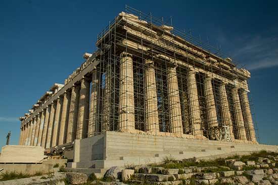 visiter-athenes-en-famille-Acropole-Grèce