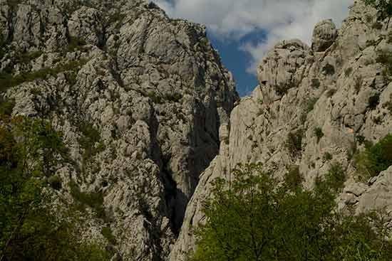 randonnée-croatie-Paklenika