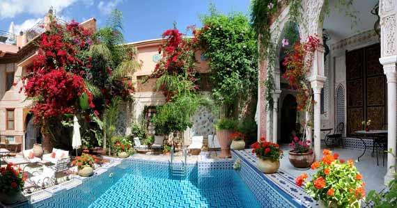 riad-pour-famille-marrakech