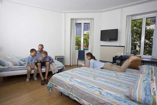 hotel-famille-suisse