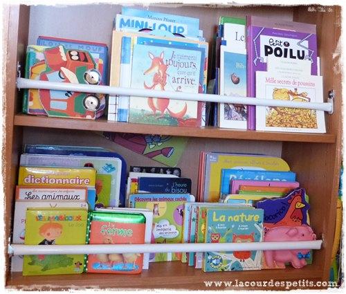 amenager un coin lecture pour enfant