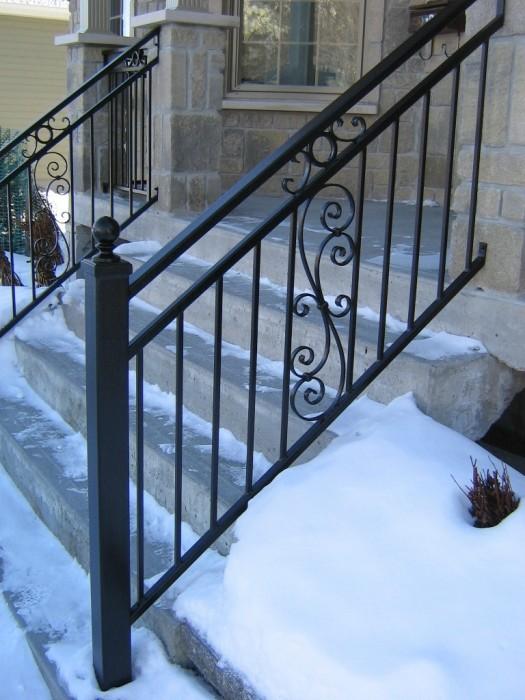 Ralisations extrieures  Enfer Design fabrication dlments en mtal sur mesure  Escalier