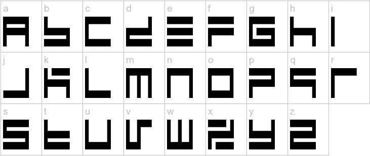 12 Free Pixel Fonts