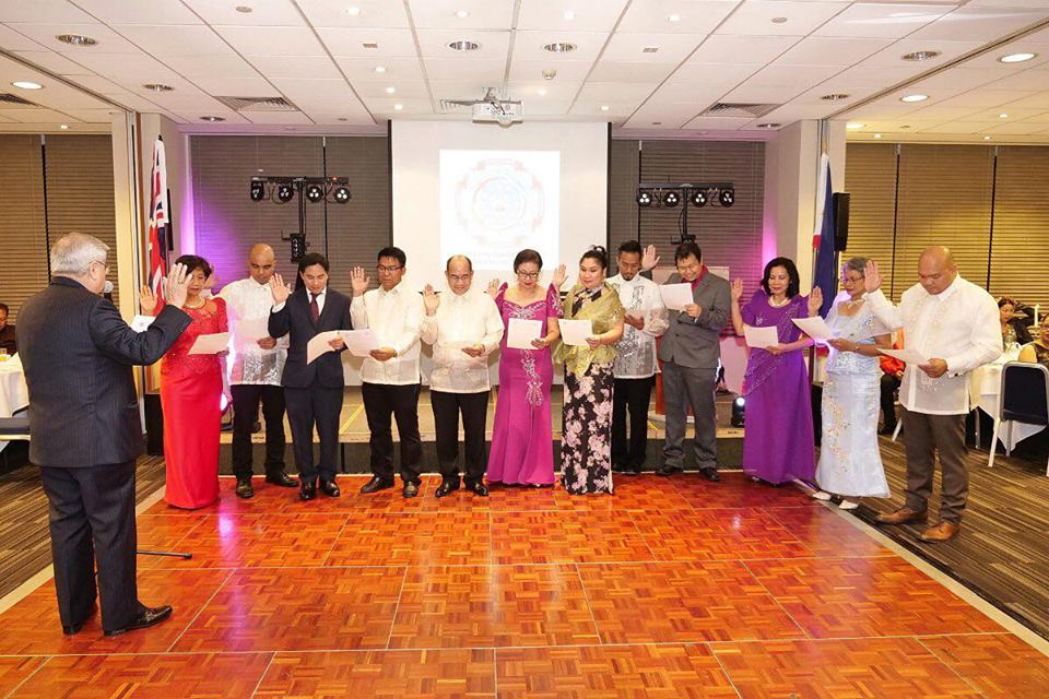 ENFiD-UK Successfully Holds Dinner and Dance Party