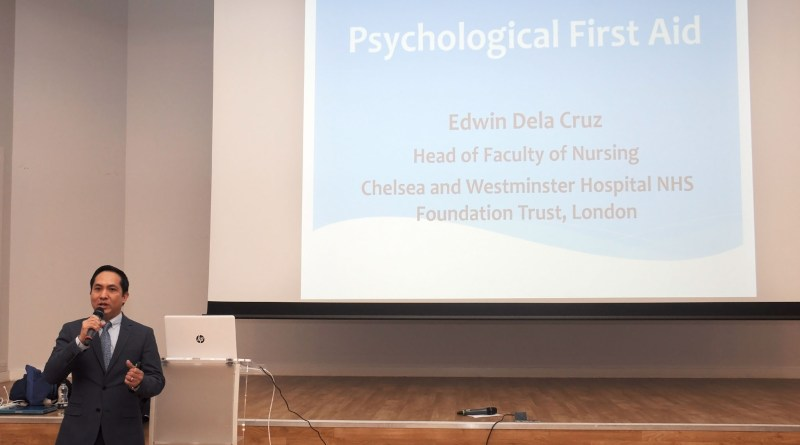 Psychological First Aid Training-Seminar