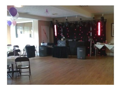 Hall Hire - disco