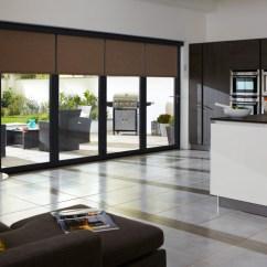 Double Glazed Kitchen Doors Waste Bins Bi-fold | Bi Fold Enfield, North London