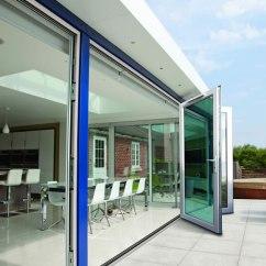 Double Glazed Kitchen Doors Unique Curtains Upvc Bi-fold Enfield | Bi-folding ...