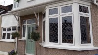 Residence 9 window installation in Winchmore Hill, London