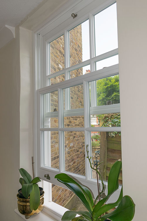 Timber Sash Windows In Enfield And North London