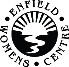 Logo of Enfield Womens Centre