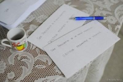 La carta a Cristina