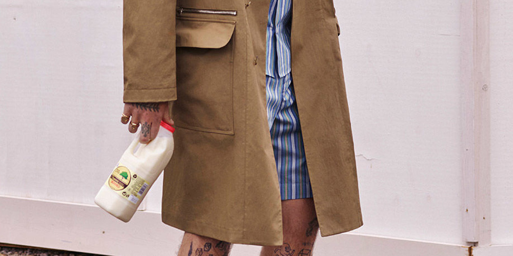 Enfnts Terribles Stella McCartney SS17 Menswear collection