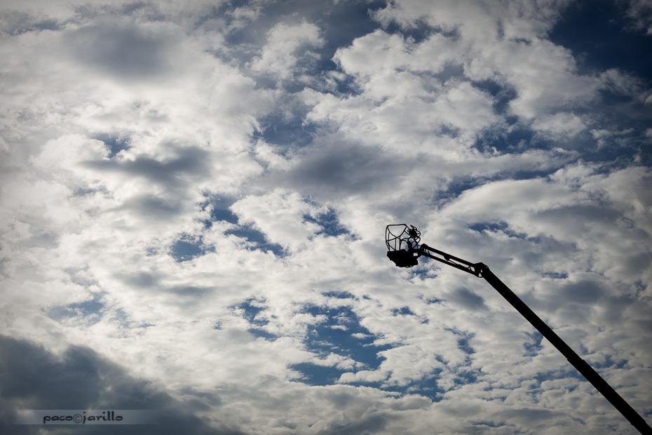 Alcanzame al cielo