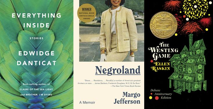 Selección de portadas de libros de la editorial Penguin Ramdom House. Editoriales que destacan por el diseño de sus libros. La Gauss