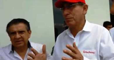 Llempén destaca llegada de banda ancha a distritos de La Libertad