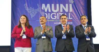 Proyecto de banda ancha alcanzará a 730 localidades y 959 instituciones públicas de La Libertad