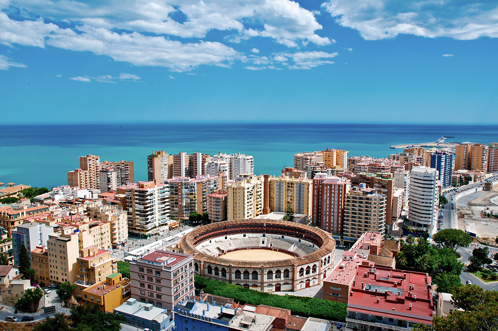 Málaga (oeste-centro)