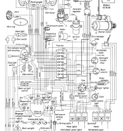 1954 willys wiring diagram get free image about wiring 1955 willys aero willys jeep wagon [ 1160 x 1575 Pixel ]