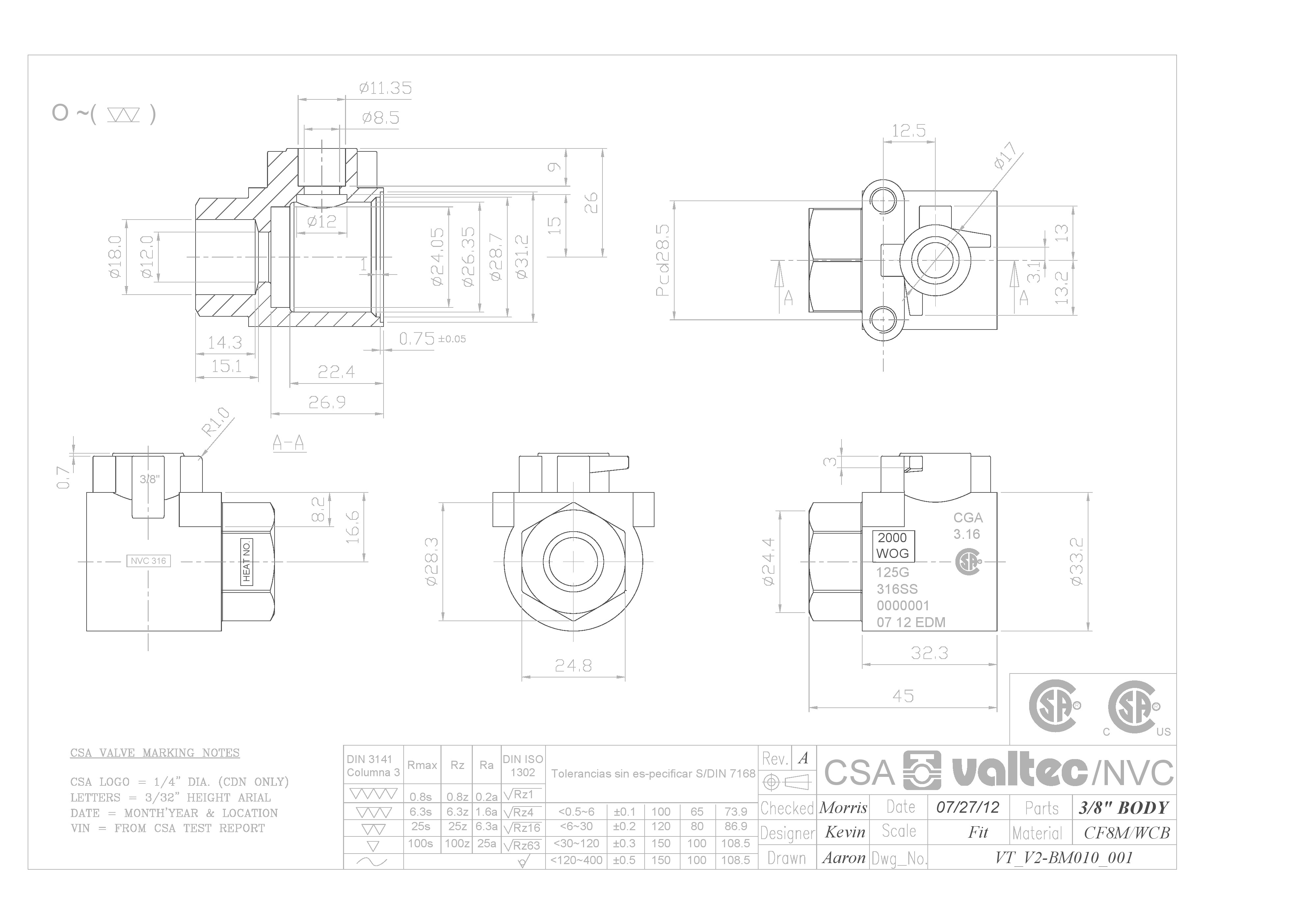 CAD Design & CAD Engineering Services Work Portfolio by