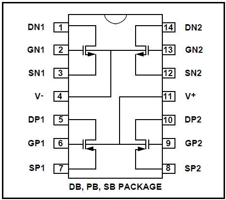7. MOSFETs and CMOS Inverter — elec2210 1.0 documentation
