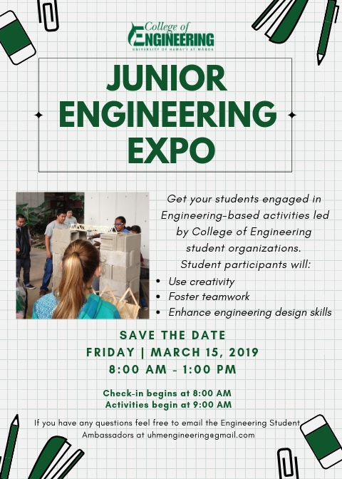 2019 Junior Expo Save-the-Date