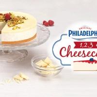 Spot 1, 2, 3 Cheesecake Philadelphia con Massari con Giulia e Roberto di MasterChef