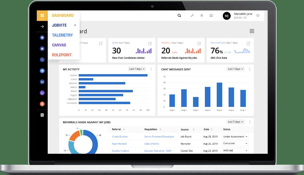Jobvite reporting tool