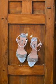 Wedding shoes - Eloy Muñoz Photography