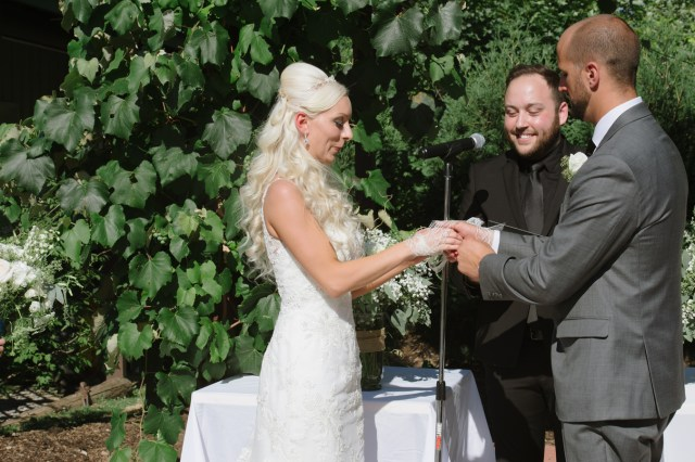 And and Laura Game of Thrones wedding