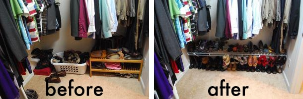 4 ways to improve your closet